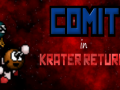Comit in Krater Returns