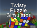 Twisty Puzzle Simulator