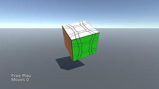 TwistyPuzzleSimulator FullGame S 4