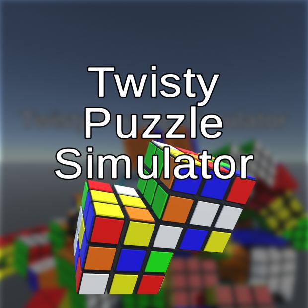 Twisty Puzzle Simulator