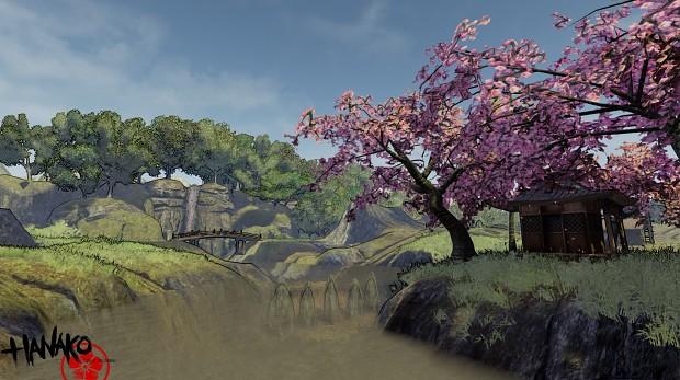Gifu Crossroads Meditation Area