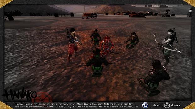First Demo Screenshots