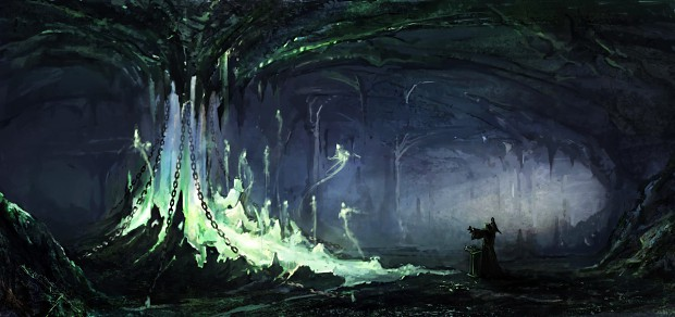 Environment: Underground