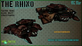 The RHINO Assault Tank