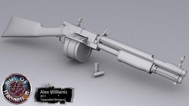 Weapon model
