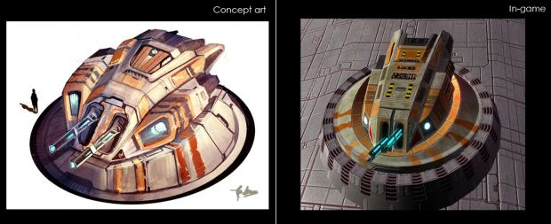 From concept to in-game