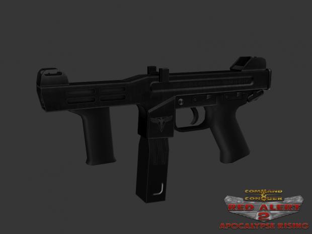 Guardian G.I.s Spectre M4 Sub-Machine Gun