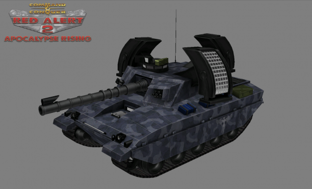 Allied Mirage Tank