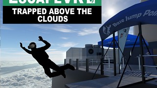 EscapeVR: Trapped Above the Clouds