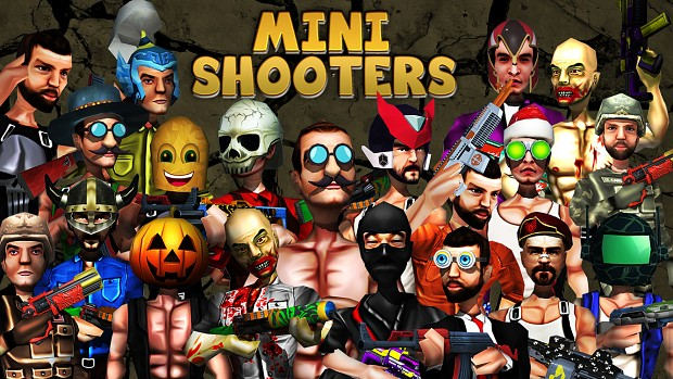 Mini Shooters Multiplayer Game 1