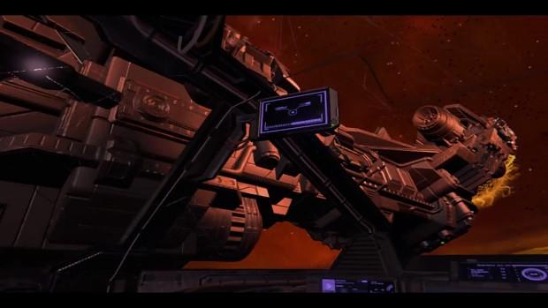 Space Battle VR Gameplay Trailer 1