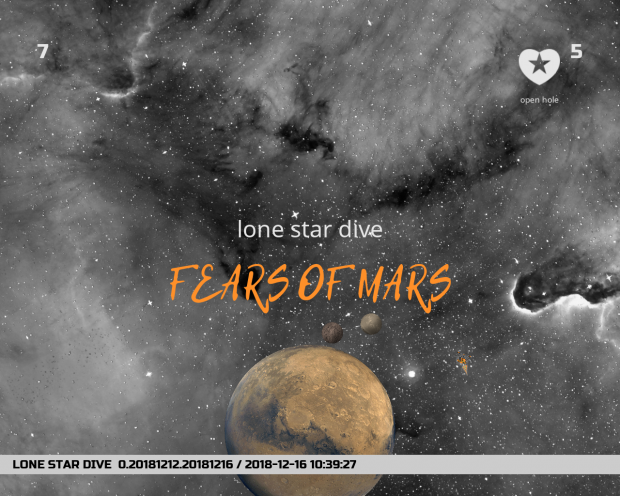 lone star dive fears of mars 5