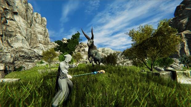 Qiramos ruins beast