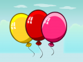 Math Game: The Balloons