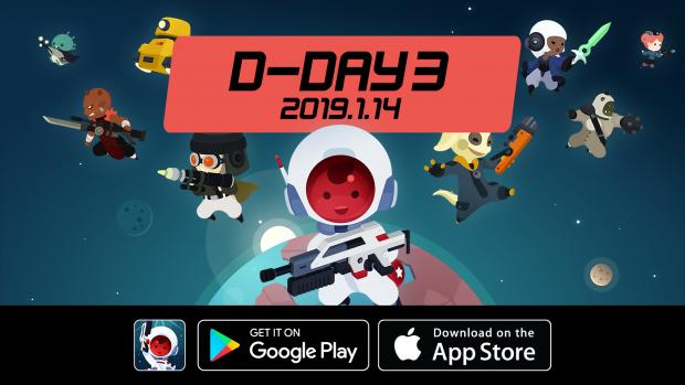 3 Days Left Until Launch