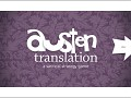 Austen Translation