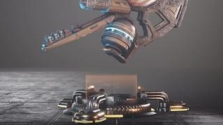 Telefrag VR Weapons: Plasma Rifle