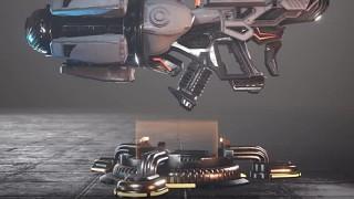 Telefrag VR Weapons: Rocket Launcher