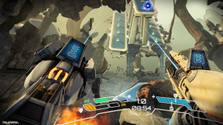 Telefrag Screenshot 4