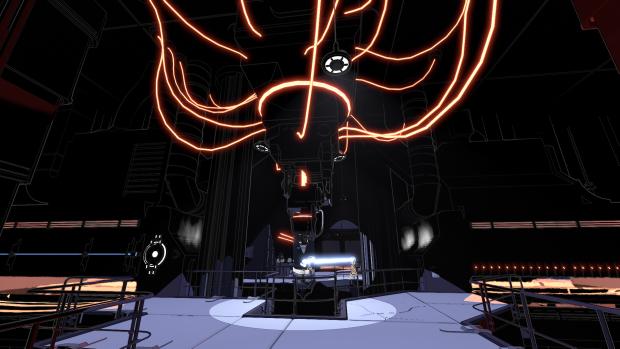 Evil-looking machinery in Lightmatter