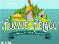 Puzzle Pelago - A Drag & Drop Economy
