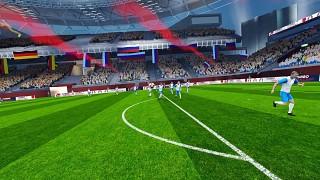 Turbo Soccer VR Trailer