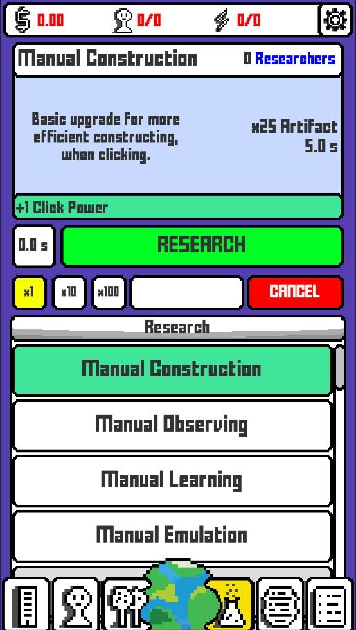 Alpha v0.0.2.4 Screenshot