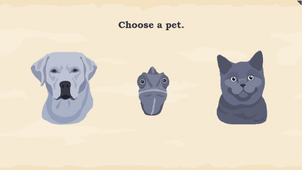 Screenshot A - Pets