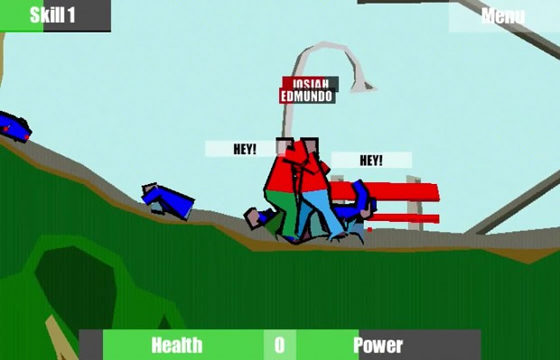 Open Source Mass Brawl Simulator Game for Mac/Win/