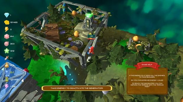 Energy Hunter Boy - Gameplay update 1.2, 80% off on Steam!!