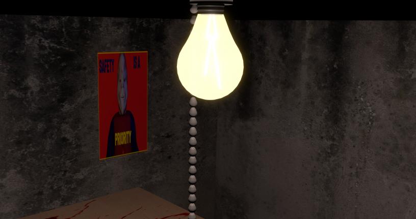 Basement Light 3