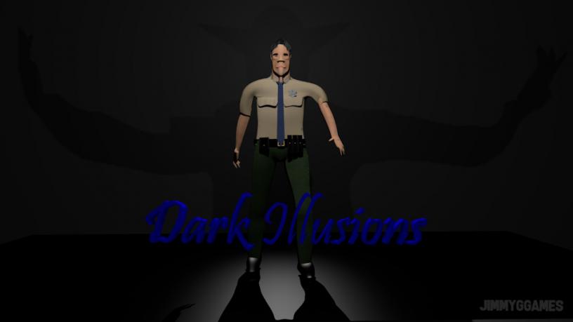 Dark Illusions Poster