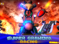 Super GrandPa Racing 2019 🏆 Free Cartoon Car Race