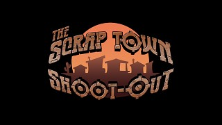 The Scraptown Shoot-Out Logo