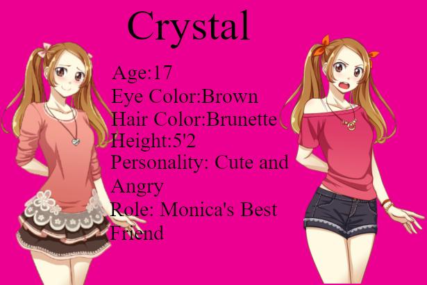 Crystal Info 5