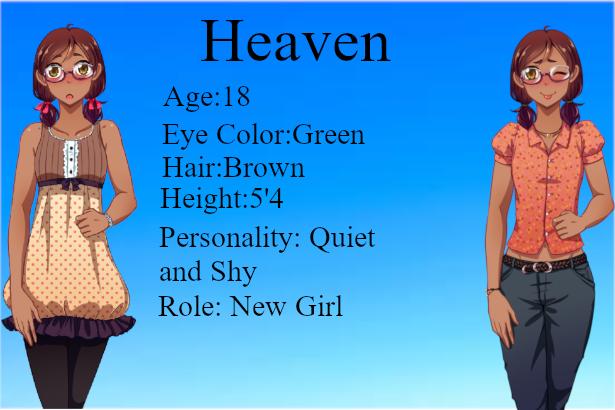 Heaven info 2