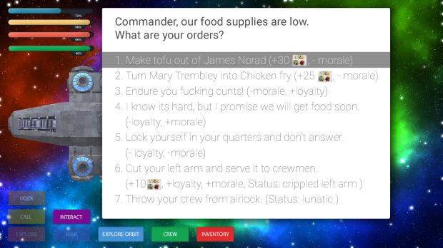 low food