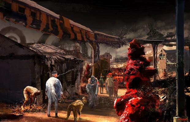ConceptArt Slums 3