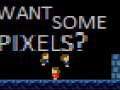 Want some Pixels?