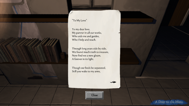 A poem found in a tomb