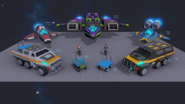 Vague's Vehicles