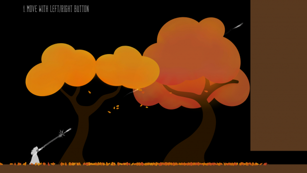 Interactive Trees and Falling Leaves