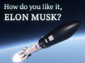 How do you like it, Elon Musk?