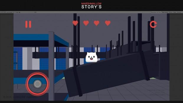 MARSHMALLOW STORY'S - Update Hero
