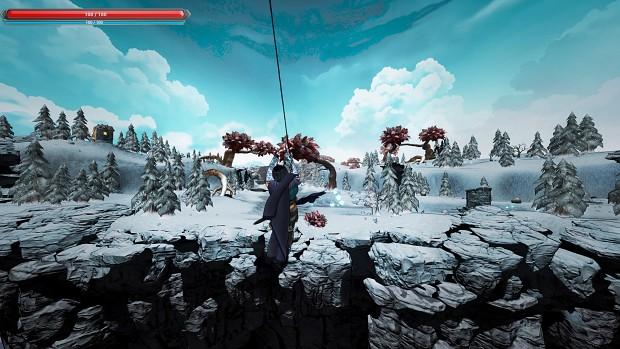 Iragon Gameplay Screenshot