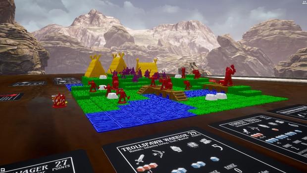 Open Tactics Fantasy Session