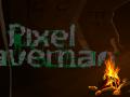 Pixel Caveman