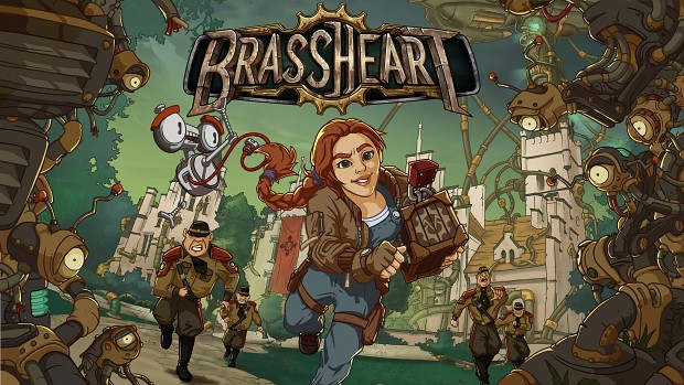 Brassheart Key Art