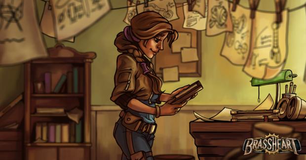 Pola, Brassheart protagonist