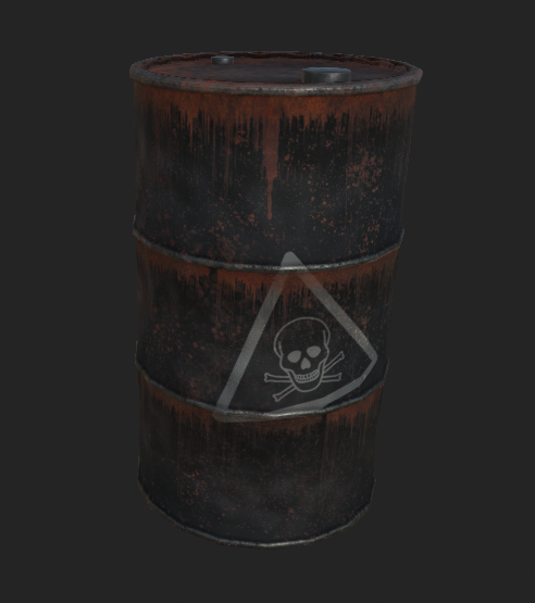 Barrel Asset